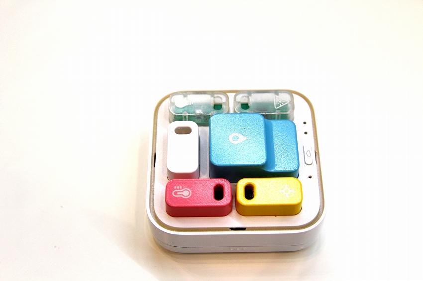 汎用性小型環境センサー EveryStamp