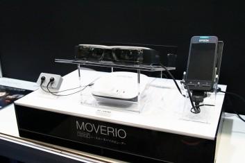 MOVERIO スマートグラス
