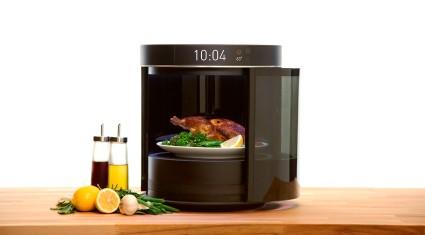 ホーム・クッキングの概念を一変させる、コネクテッド・オーブン