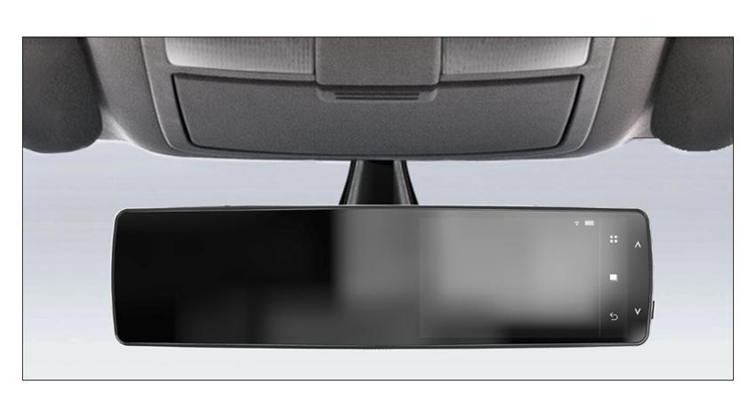 ~LTE通信モジュール搭載、カメラによる画像認識で法人車両の安全運転を支援~多様なクラウドソリューションとの連携を可能にするミラー型テレマティクス端末を発売