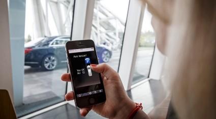 ボッシュとダイムラーによる自動駐車:メルセデスベンツにバレットパーキング機能