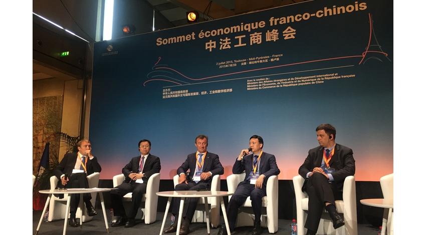 ZTE、トゥールーズ・サミット後のフランスでのM-ICTに積極姿勢を示す