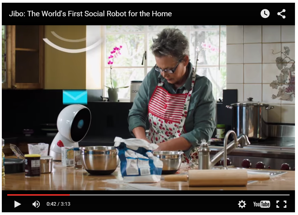 電通が運用するベンチャーファンド、ソーシャルロボット開発の米国スタートアップ企業「Jibo社」に出資